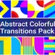 Abstract Colorful Transitions - VideoHive Item for Sale