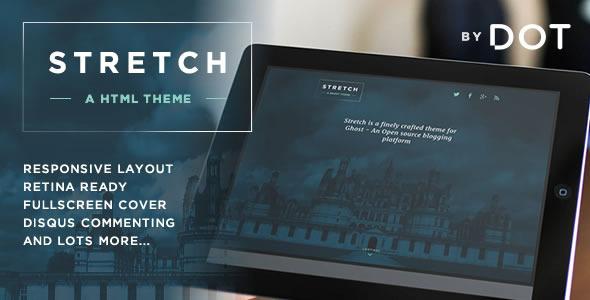 Stretch - Responsive HTML Theme by Themeist