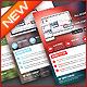 Mobile App Flyer | Volume 4 - GraphicRiver Item for Sale