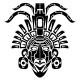 Mayan Mack Tribal Tattoo - GraphicRiver Item for Sale