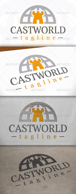 Castle World Logo
