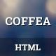 Coffea - Responsive Multi-purpose HTML5 Template - ThemeForest Item for Sale