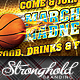 Download March Madnezz Basketball Tournament Flyer Set from GraphicRiver