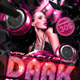 Dark Matters Flyer Template - GraphicRiver Item for Sale