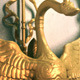 Swan Sconce - 3DOcean Item for Sale
