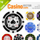 Casino Chips - GraphicRiver Item for Sale