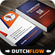 Portret Office Business Card 3 - GraphicRiver Item for Sale