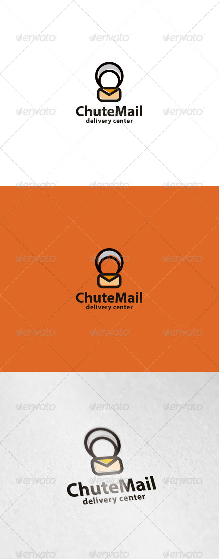 Chute Mail Logo