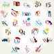 Illustrated Alphabet - GraphicRiver Item for Sale