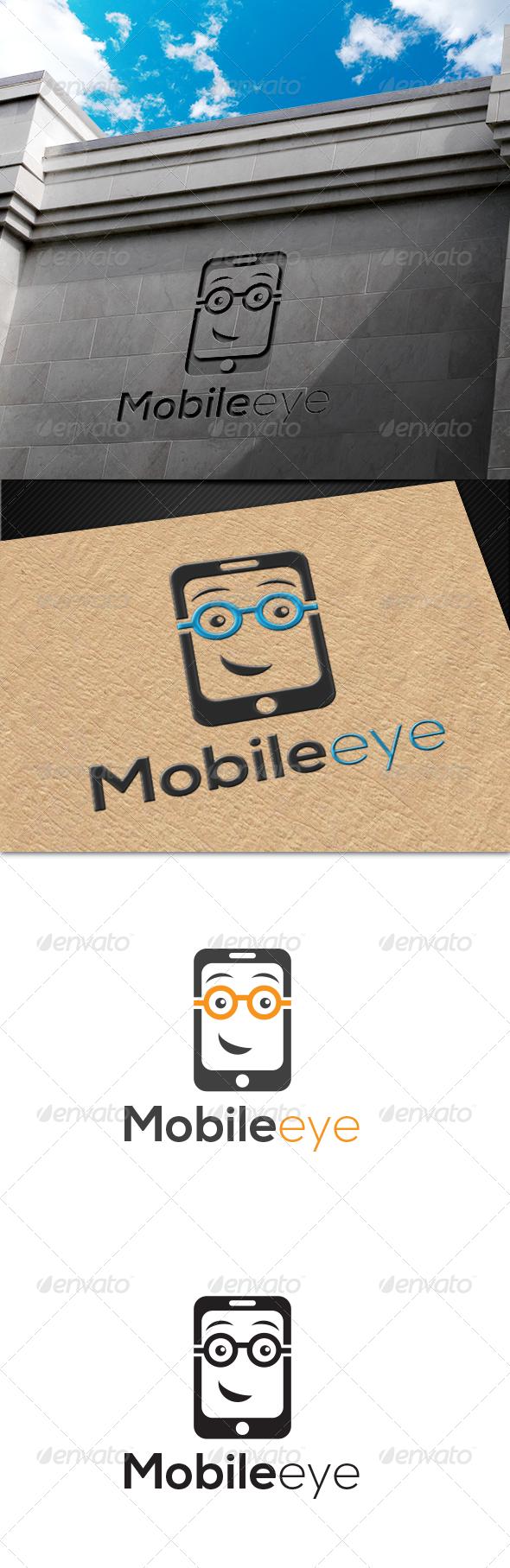 MobileEye Logo