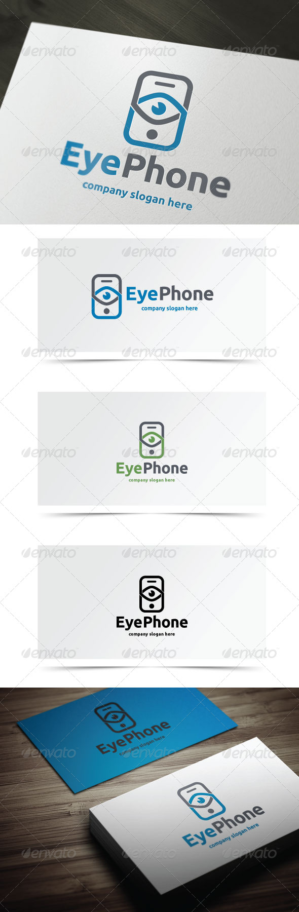 Eye Phone