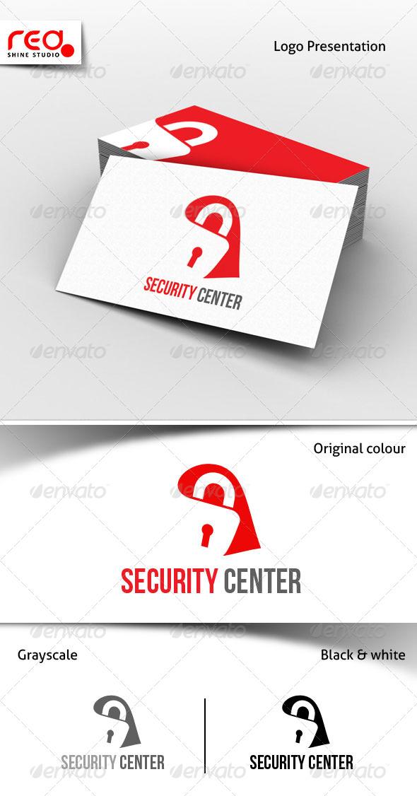 Security Center Logo