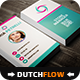Portret Office Business Card 4 - GraphicRiver Item for Sale