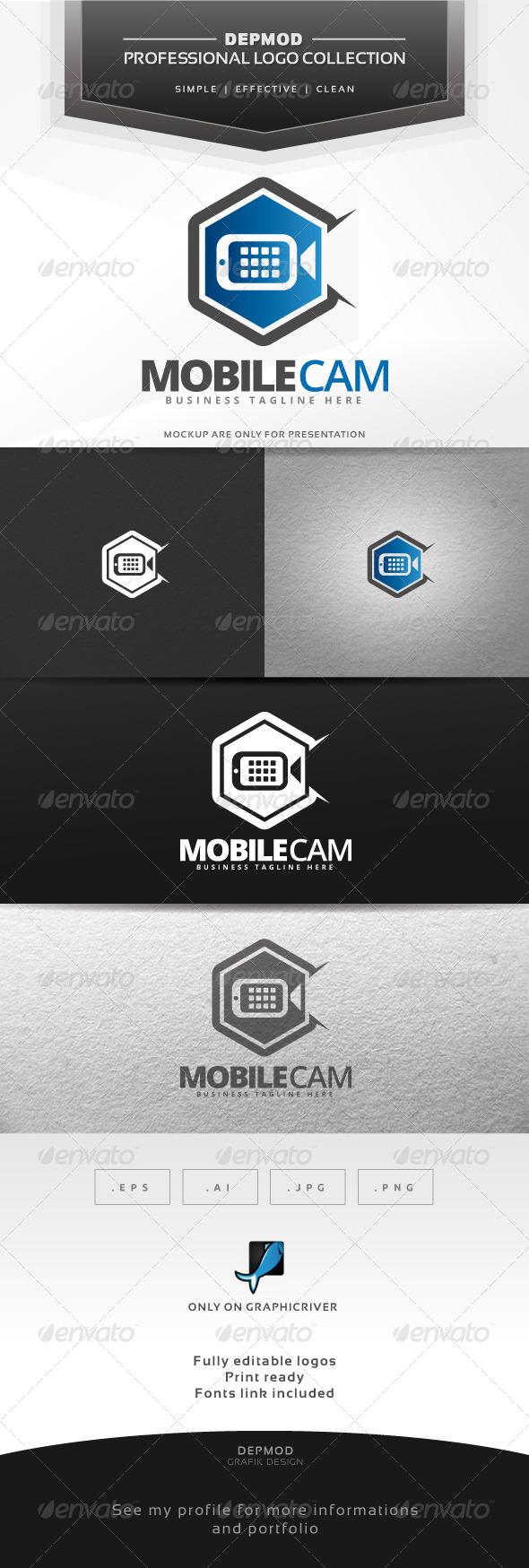 Mobile Cam Logo