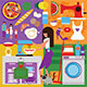 Housewife Day - GraphicRiver Item for Sale