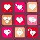 Happy Valentine's Day Icons - GraphicRiver Item for Sale