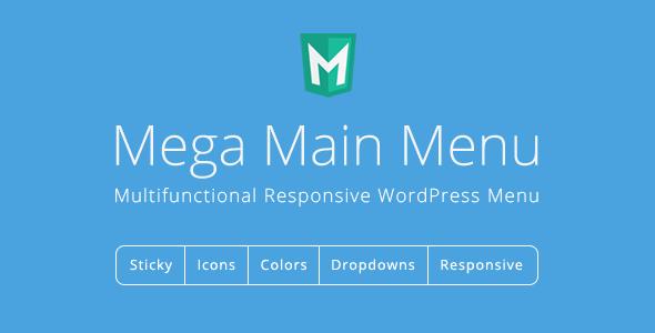 Codecanyon | Mega Main Menu - WordPress Menu Plugin Free Download #1 free download Codecanyon | Mega Main Menu - WordPress Menu Plugin Free Download #1 nulled Codecanyon | Mega Main Menu - WordPress Menu Plugin Free Download #1