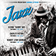 Jazz Flyer / Poster Template - GraphicRiver Item for Sale