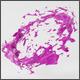 Highly Detailed Paint Splash V4.2 - 3DOcean Item for Sale