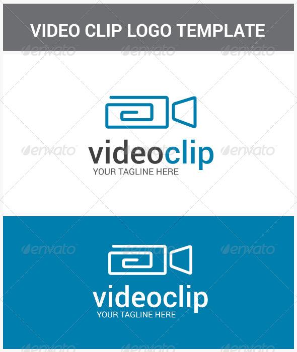Video Clip Logo