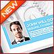 Simple Resume CV Volume 8 - GraphicRiver Item for Sale