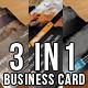 Grunge Business Card Bundle - GraphicRiver Item for Sale