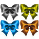 Twelve Holiday Polka Dot Bow-Knots - GraphicRiver Item for Sale