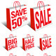 Sale and Save Shopping Bags - GraphicRiver Item for Sale