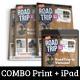 AsianTrip Magazine Bundle! Print + iPad Templates - GraphicRiver Item for Sale