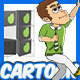Cartoon Glass Logo Adventure - VideoHive Item for Sale