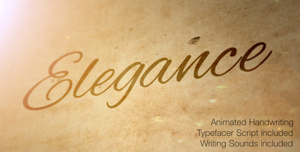 Videohive | Elegance - Animated Handwriting Typeface Free Download #1 free download Videohive | Elegance - Animated Handwriting Typeface Free Download #1 nulled Videohive | Elegance - Animated Handwriting Typeface Free Download #1
