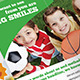 Child Care - Happy Kids 3-fold Brochure - GraphicRiver Item for Sale