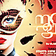 2015 Mardi Gras & Masquerade Flyer Template - GraphicRiver Item for Sale