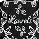 Laurels and Floral Frames Set - GraphicRiver Item for Sale