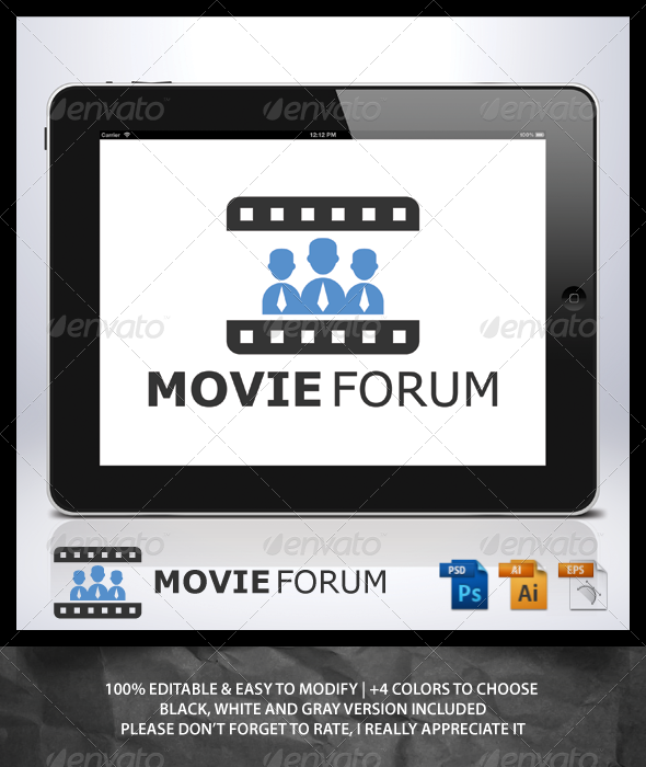 Movie Forum Logo