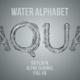 Water Liquid Alphabet - VideoHive Item for Sale