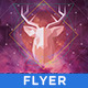 Futuristic Poster/ Flyer vol.1 - GraphicRiver Item for Sale