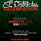 Simple St. Patricks Day Flyer - GraphicRiver Item for Sale