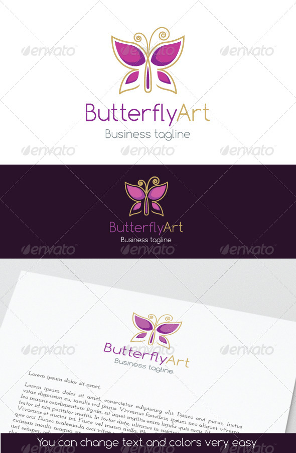 ButterflyArt Logo