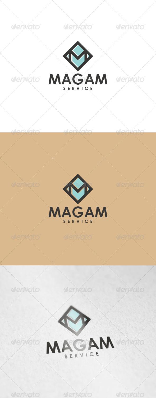 Magam Logo
