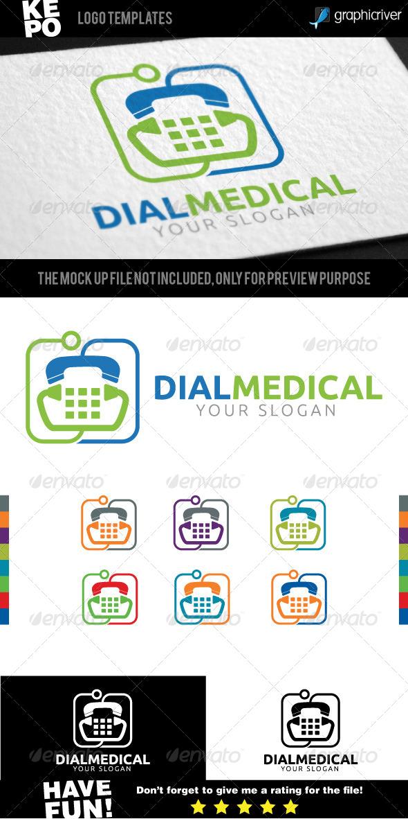 Dial Medical Logo