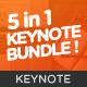 Slidehack's Keynote Bundle #1  - GraphicRiver Item for Sale
