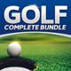 Golf Event Complete Bundle - GraphicRiver Item for Sale