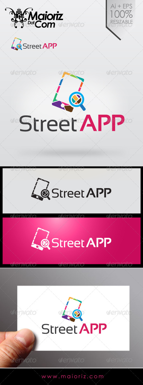 Street App Logo