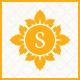 Sunny Garden Logo Template - GraphicRiver Item for Sale
