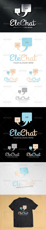 EleChat Logo