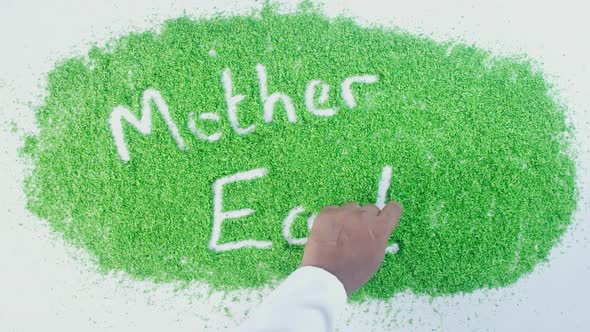 Green Writing   Mother Earth 2