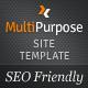 MultiPurpose - Responsive HTML5 Website Template - ThemeForest Item for Sale