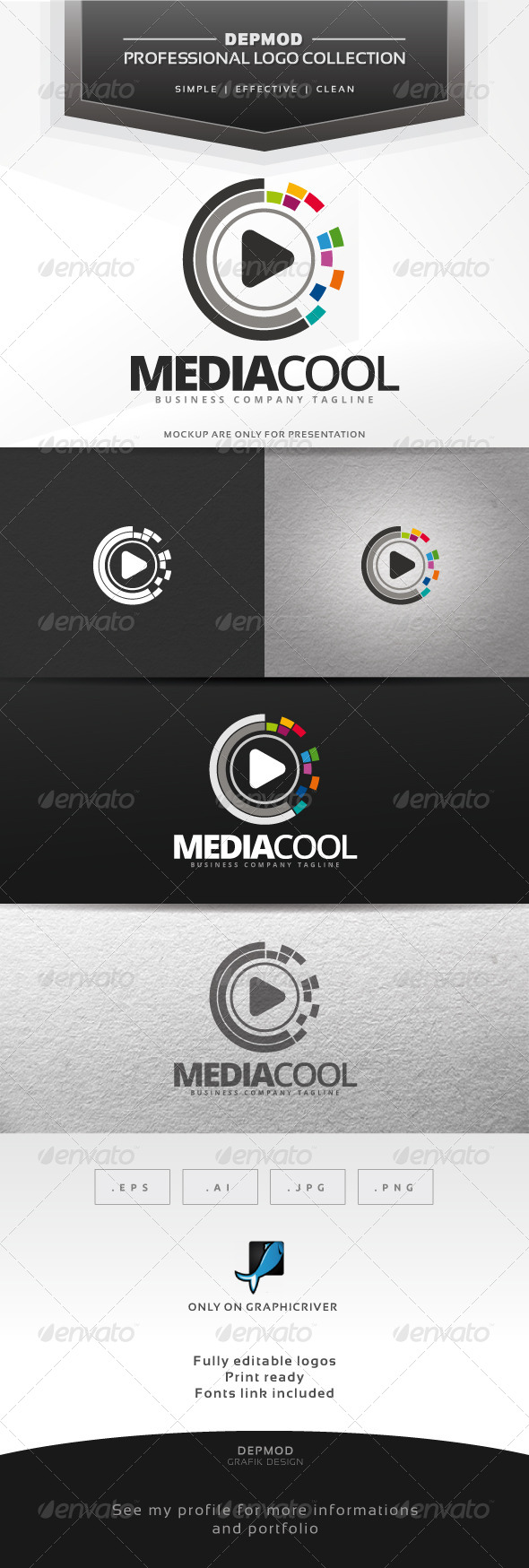 Media Cool Logo
