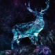 Mysterious Deer Nebula - VideoHive Item for Sale